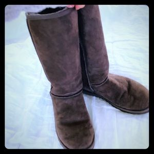 Chocolate Brown Classic Tall UGG